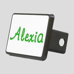 Alexia Glitter Gel Rectangular Hitch Cover