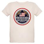 Marine Corps Cousin Organic Kids T-Shirt