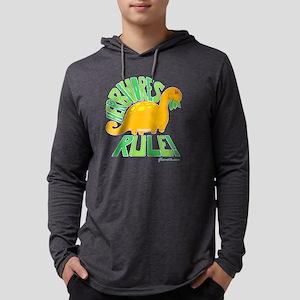 GSHerbivoreLarge Mens Hooded Shirt