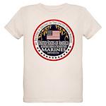 Marine Corps Brother Organic Kids T-Shirt