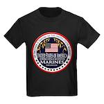 Marine Corps Brother Kids Dark T-Shirt
