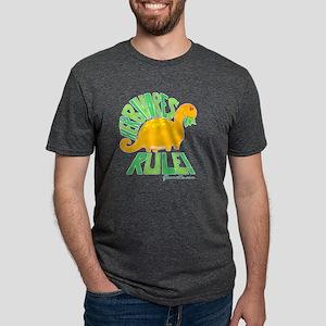 GSHerbivoreSmall Mens Tri-blend T-Shirt