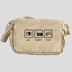 Fish Lover Messenger Bag