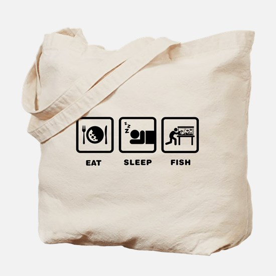 Fish Lover Tote Bag