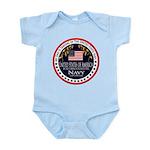 Navy Dad Infant Bodysuit