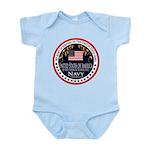 Navy Aunt Infant Bodysuit
