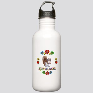 Squirrel Lover Stainless Water Bottle 1.0L
