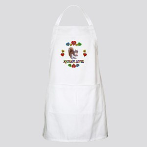 Squirrel Lover Apron