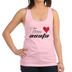 Team Asafa Racerback Tank Top