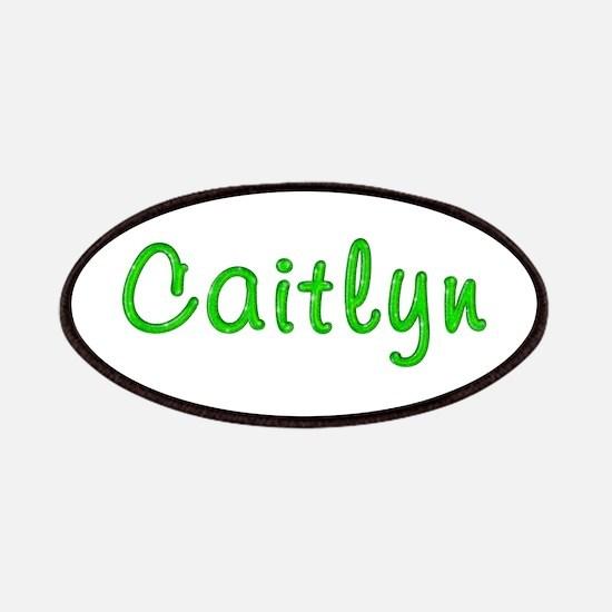 Caitlyn Glitter Gel Patch