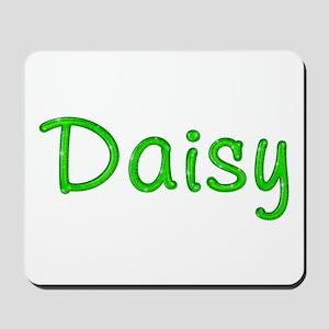 Daisy Glitter Gel Mousepad