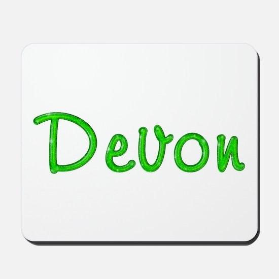 Devon Glitter Gel Mousepad