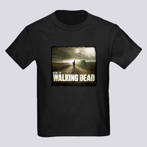 The Walking Dead Farm Kids T-Shirt