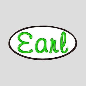 Earl Glitter Gel Patch