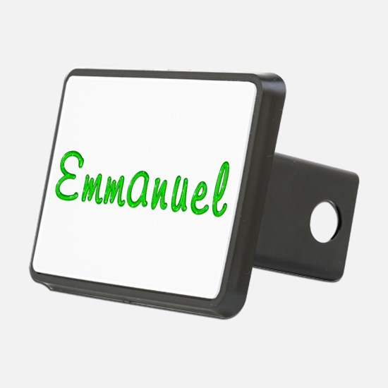 Emmanuel Glitter Gel Hitch Cover