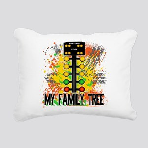 my family tree Rectangular Canvas Pillow