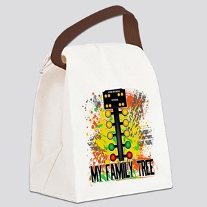 my family tree Canvas Lunch Bag
