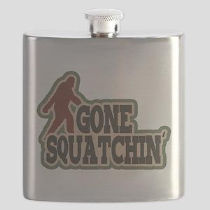gonesquatchin-3 Flask