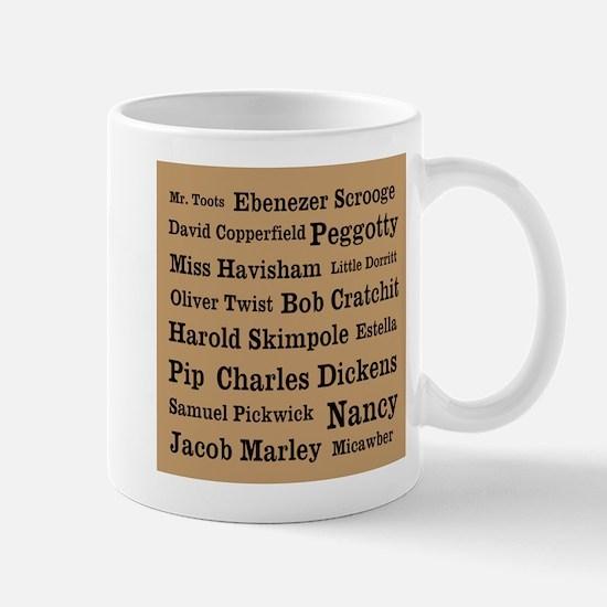 Dickens Characters Mug