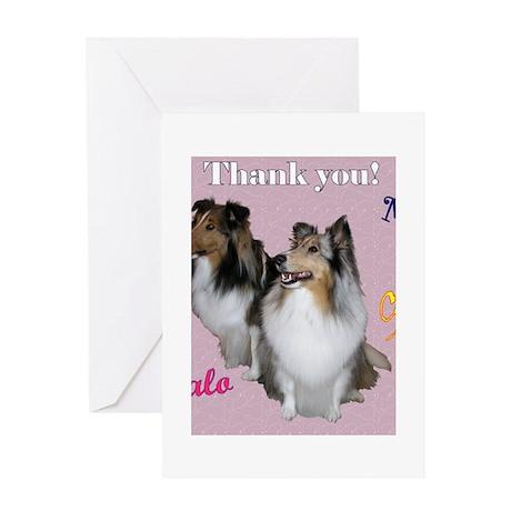 Bailey Kenna Greeting card Greeting Cards