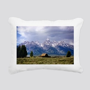 Jul11 Rectangular Canvas Pillow