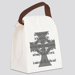 Brothers Creed Canvas Lunch Bag