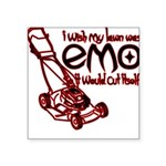 EmoLawnDesign Square Sticker 3