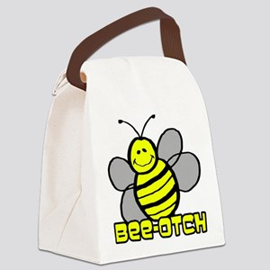 Beeotch Canvas Lunch Bag