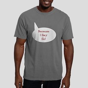 bcisaidsoblk copy Mens Comfort Colors Shirt