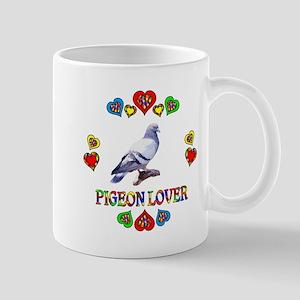 Pigeon Lover Mug