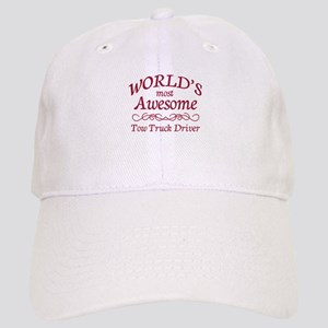 Awesome Tow Truck Driver Cap
