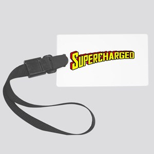 Supercharged Large Luggage Tag