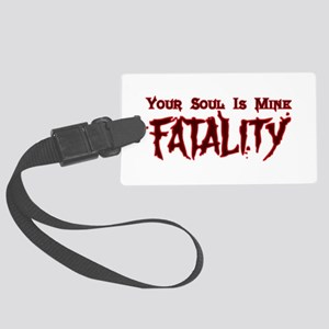 MK Fatality Large Luggage Tag