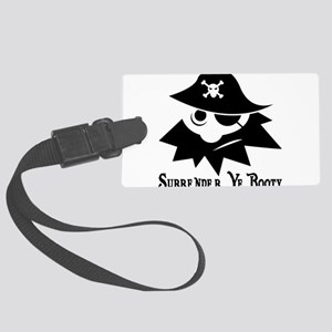 PirateBootyDesign Large Luggage Tag
