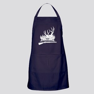 Muzzle Loader hunter Apron (dark)