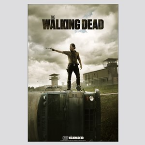 The Walking Dead Prison Large Poster