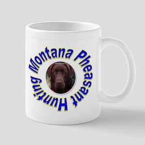Montana Pheasant Hunting Mug