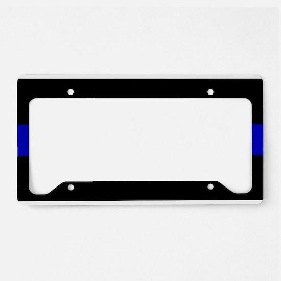 Cool Cops License Plate Holder