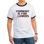 vermont is for lovers Ringer T