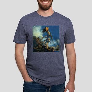 ecstasy for tile Mens Tri-blend T-Shirt