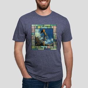 Parrish_Ecstasy Mens Tri-blend T-Shirt