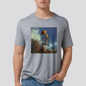 ecstacytileshould fit Mens Tri-blend T-Shirt