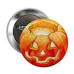 Halloween Pumpkin 'BOO' Button