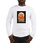 Corgi Halloween Men's Long Sleeve T-Shirt