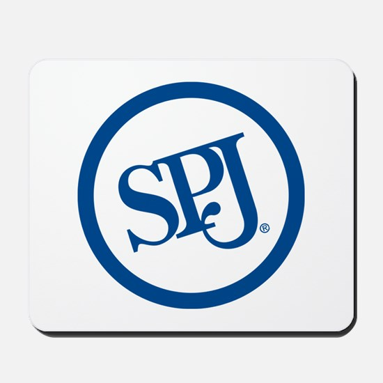 SPJ Circle Mousepad
