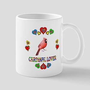 Cardinal Lover Mug