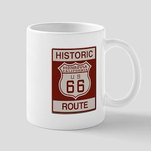 Monrovia Route 66 Mug