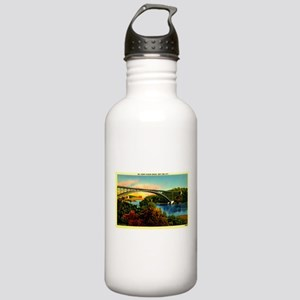 Inwood,NYC Stainless Water Bottle 1.0L