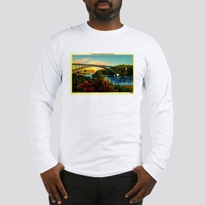Inwood,NYC Long Sleeve T-Shirt