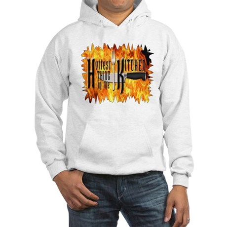 Hottest Thing in the Kitchen Hooded Sweatshirt
